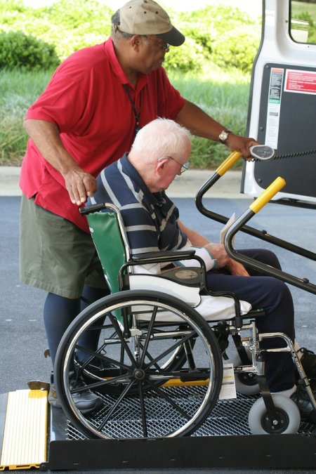 elderly transportation